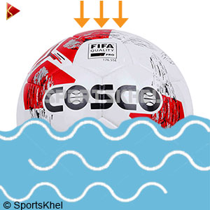 Cosco Platina Football Size 5 Features