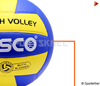 Cosco Smash Volleyball Features 3