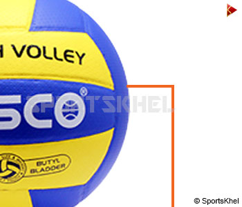 Cosco Smash Volleyball Features 1