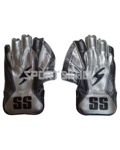 SS Academy Wicket Keeping Gloves Boys