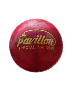 The Pavilion Special Alum Cricket Ball