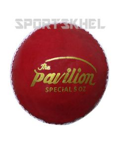 The Pavilion Special Alum Women 5 OZ Cricket Ball (6 Balls)