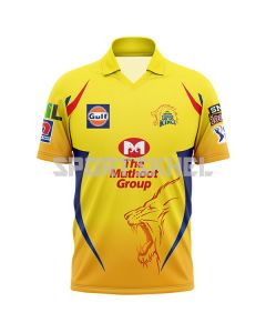 Chennai Super Kings Official t shirt 2019