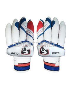SG Club Batting Gloves Small Junior