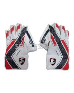 SG Club Wicket Keeping Gloves Small Junior