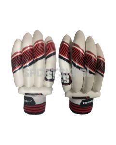 SS College MX Batting Gloves Men