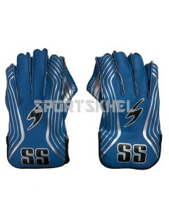 SS College Wicket Keeping Gloves Youth
