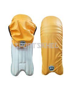 Cricket Legguard Wrap Yellow
