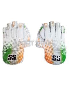 SS DK Special Wicket Keeping Gloves Men