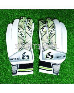SG Ecolite Batting Gloves Small Junior