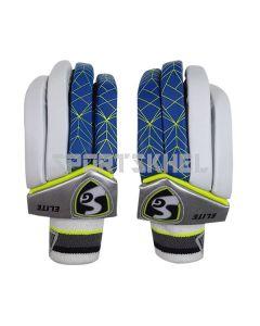 SG Elite Batting Gloves Youth