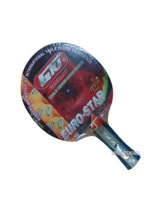 GKI Euro Star Table Tennis Bat