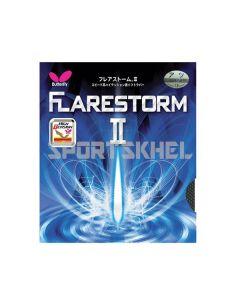 Butterfly Flarestorm II Table Tennis Rubber