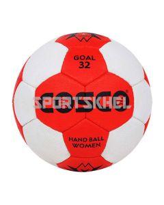 Cosco Goal-32 White Design Handball Women