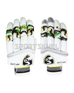 SG HP Lite Batting Gloves Junior