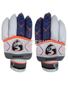 SG League Batting Gloves Junior