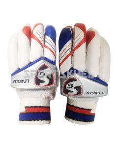 SG League Batting Gloves Youth