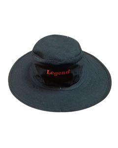 Legend Panama Black Hat