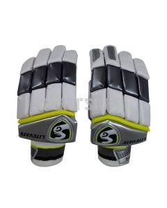 SG Litevate Batting Gloves Junior