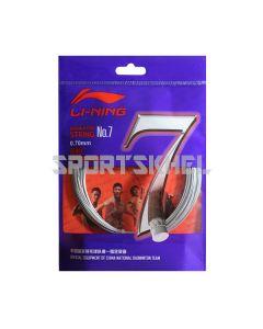 Lining No 7 0.70mm Badminton Strings