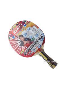 GKI Offensive XX Table Tennis Bat