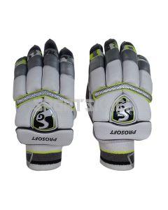 SG Prosoft Batting Gloves Junior