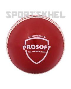 SG Prosoft Synthetic Cricket Ball (12 nos)