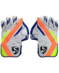 SG R17 Wicket Keeping Gloves Men