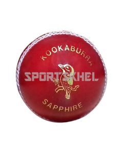 Kookaburra Sapphire Red Cricket Ball