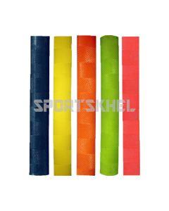 Single Colour Chevron Cricket Bat Grip