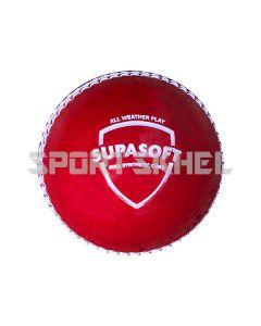 SG Supasoft Synthetic Cricket Ball (12 nos)