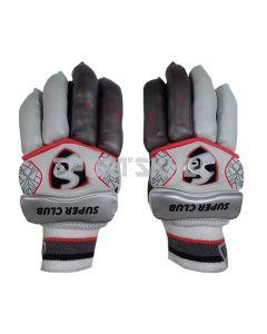 SG Super Club Batting Gloves Junior