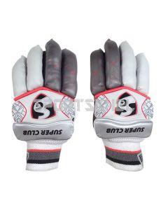 SG Super Club Batting Gloves Youth
