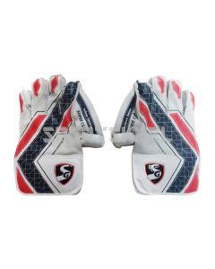 SG Super Club Wicket Keeping Gloves Junior