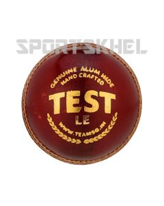 SG Test Limited Edition Red Cricket Ball