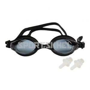 Airavat 1002 Swimming Goggles Black