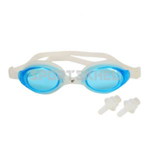 Airavat 1002 Swimming Goggles Blue Silicone