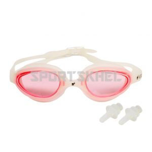 Airavat 1003 Swimming Goggles Silicone Pink