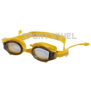 Airavat 1013 Swimming Goggles Kids Yellow