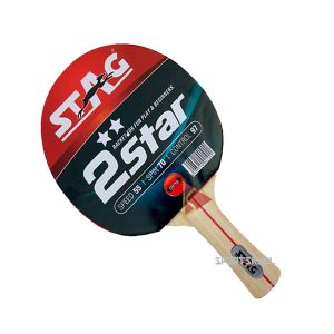 Stag 2 Star Table Tennis Bat