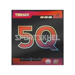 Tibhar 5 Q Table Tennis Rubber