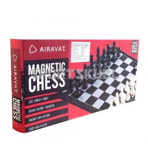 Airavat 952 Magnetic Chess Board Medium