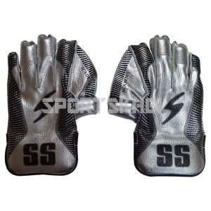 SS Academy Wicket Keeping Gloves (Boys)