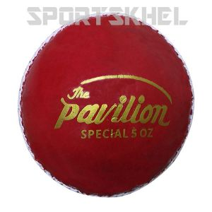 The Pavilion Special Alum Women 5 OZ Cricket Ball