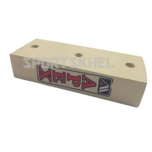 Apex Cricket Wooden Base Stumps Stand