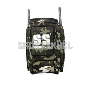 SS Camo Pack Duffle Cricket Kit Bag