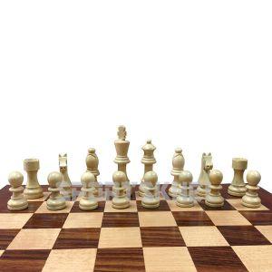 "Triumph Empire Chess Men 4"" Wooden Chess Coin"