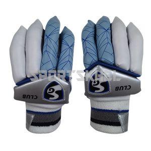 SG Club Batting Gloves Extra Small Junior