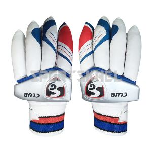 SG Club Batting Gloves Extra Small Junior