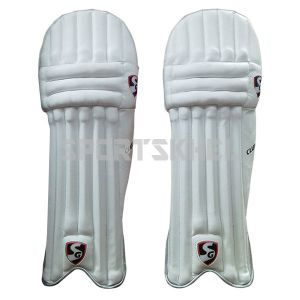 SG Club Batting Pads Small Junior